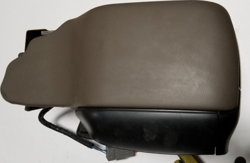 1998-2002 Lincoln Continental Dash Cup Ash Tray Holder Assembly Brown