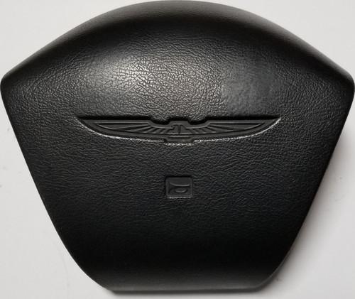 Steering Wheel Horn Insert Black 1992-1993 Thunderbird LX F2SC-13K802-AB