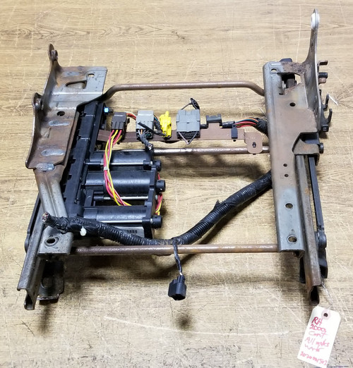 1998-2002 Lincoln Continental Seat Base Track RH Passenger Side