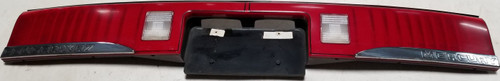 1994 1995 1996 1997 Cougar XR7 Trunk Reflector Complete Unit Grade B