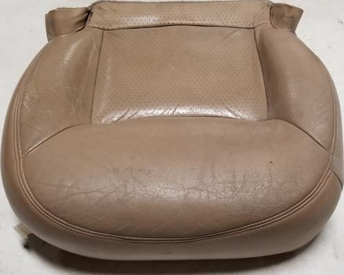 1997 1998 Lincoln Mark VIII Light Prairie Tan RH Seat Base with Cushion Grade B
