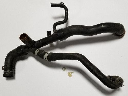 2003-2005 Lincoln LS 3.0L V6 Radiator Coolant Hose Upper MOTORCRAFT
