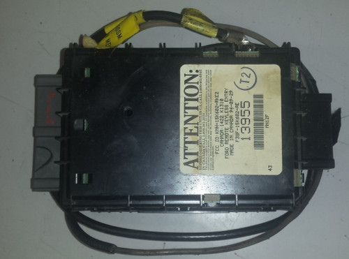1993 - 1997 Thunderbird and Cougar Keyless Entry Computer - with Antenna - WWW.TBSCSHOP.COM
