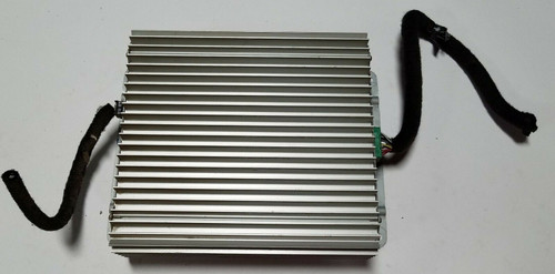 2003 2004 2005 2006 LINCOLN LS Stereo Radio Amplifier Amp 3W4T-18T806-BB