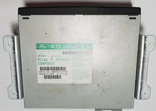 2004-2006 LINCOLN LS NAVIGATION DVD CD GPS DRIVE 4L7T-10E887-AB