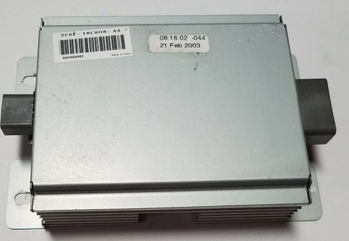 2000 2001 2002 2003 2004 2005 2006 LINCOLN LS AMPLIFIER 2C6F-18C808-AA