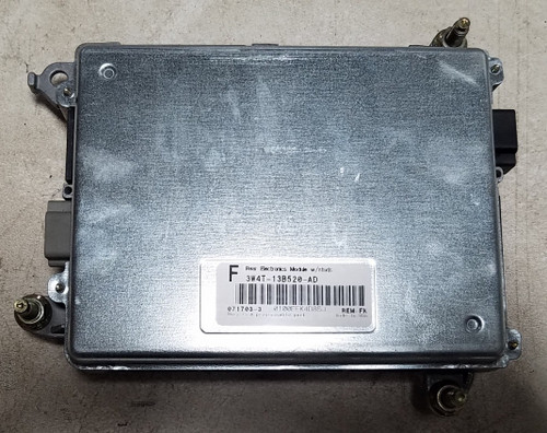 2003-2006 LINCOLN LS REAR ELECTRONIC MODULE 3W4T-13B520-AD USED OEM