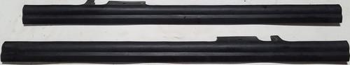 1997-1998 Lincoln Mark VIII Lower Seat Panel Set Black