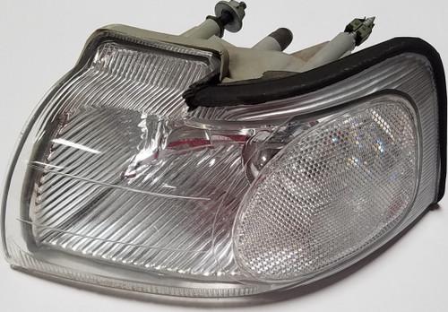 1996 1997 Thunderbird Cougar LH Parking Marker Turn Signal Lamp Light Clear Grade A