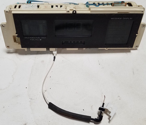 1991-1994 Lincoln CONTINENTAL Digital Instrument Cluster Dash