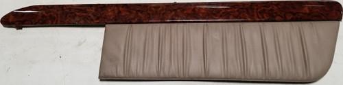 Door Panel Insert RH  Tan Leather 1989 1990 1991 1992 1993 Thunderbird Cougar