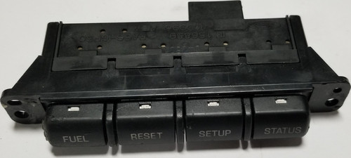 2000 01 02 03 04 05 2006 LINCOLN LS Fuel Reset Setup Status Button XW4F-10D996-AW