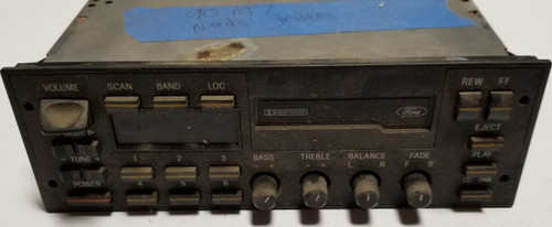 1990 1991 1992 Lincoln Mark VII Radio Tape Player F0LF-19B165-BA Premium Sound