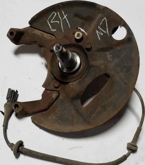 1984-1992 Lincoln Mark VII Front Spindle Knuckle Assembly RH Passenger Side