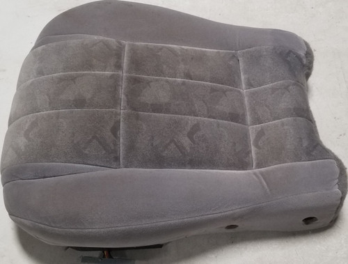 Front Seat Cushion LH Driver Side  Gray Cloth 1996 1997 Thunderbird Cougar