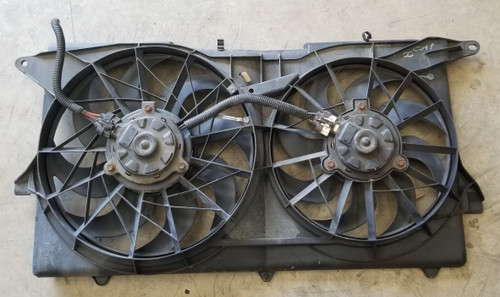 1998 1999 2000 2001 2002 Lincoln Continental Radiator Fan F8OH-8C607-AE