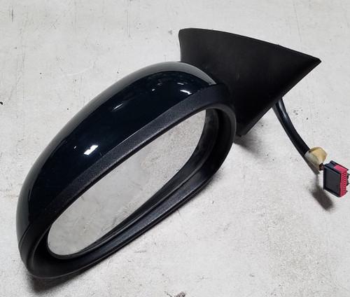 2001-2008 JAGUAR X TYPE X-Type LH Exterior Mirror Black