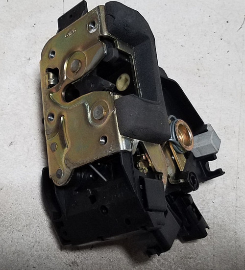 2002-2008 Jaguar X-Type LH Rear Driver Power Door Lock Actuator Latch Assembly