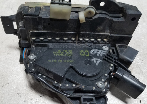 2002-2008 Jaguar X-Type X Type Front Left LH Power Door Lock Actuator Latch