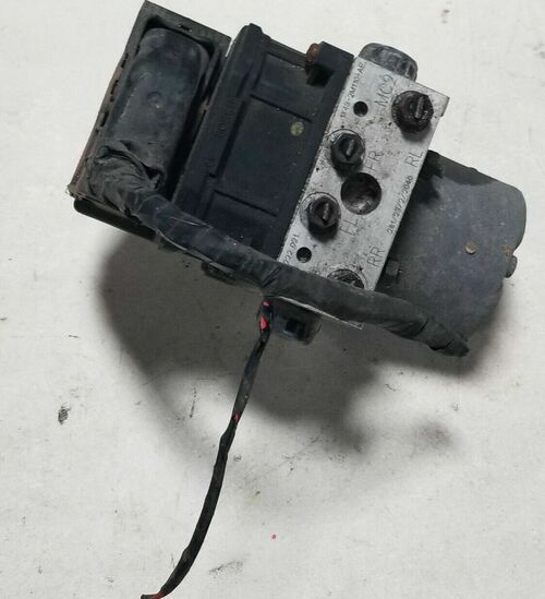 2002 2003 Jaguar X TYPE X-Type ABS Pump Control OEM 1X43-2M110-AE Module 969-7A7