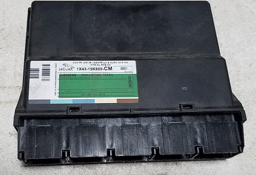 2002-2003 Jaguar X-Type Theft-Locking Body Control Module 1X43-15K600-CM