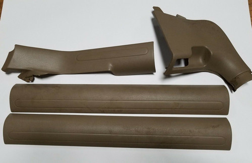 2002-2006 JAGUAR X-TYPE Interior Trim Panel Covers Tan