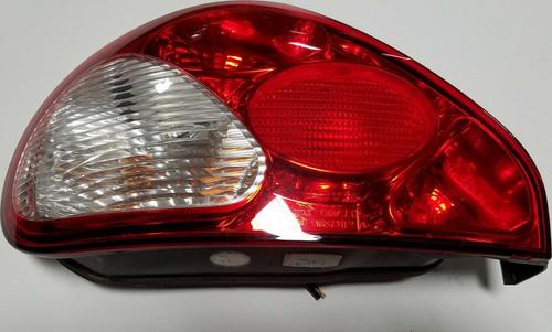 2002 03 2004 05 2006 07 2008 JAGUAR X-TYPE DRIVER LEFT TAIL LIGHT LAMP