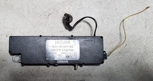 2002-2008 Jaguar X-Type X Type RADIO ANTENNA AMPLIFIER 1X43-18C847-AC