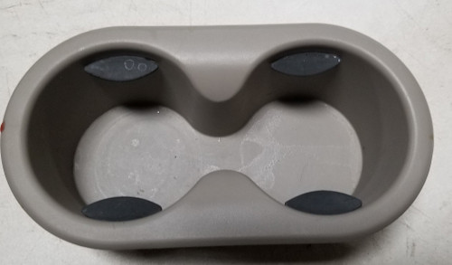 2003-2006 LINCOLN LS Rear Seat Arm Rest Cup Holder