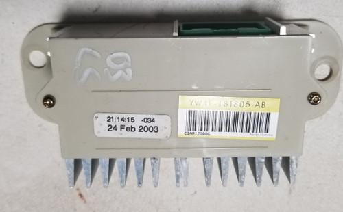 2000 01 02 03 04 05 2006 LINCOLN LS Radio Amplifier YW4F-18T805-AB