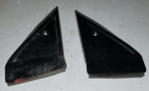 LINCOLN MARK VII 1984-1992 DOOR PANEL SAIL TRIM Set Grade B