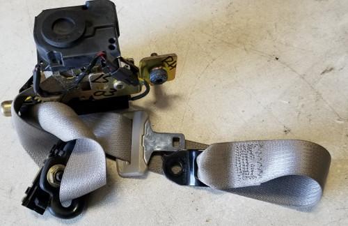 2003 - 2006 LINCOLN LS Seat Belt Front Bucket RH Retractor Medium Light Stone