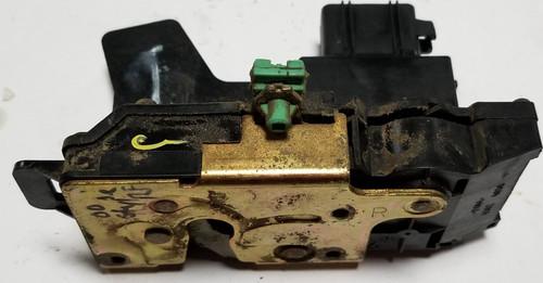 2000-2008 JAGUAR S-TYPE S Type  Front RH Passenger Door Lock Latch Actuator
