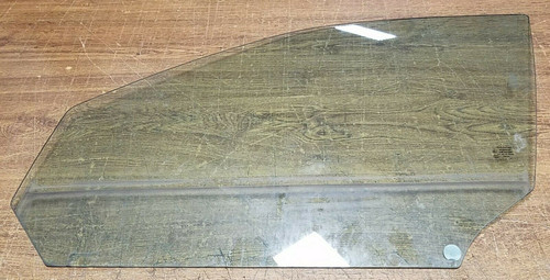 2003-2008 JAGUAR S-TYPE S Type FRONT Left Driver Side DOOR WINDOW GLASS