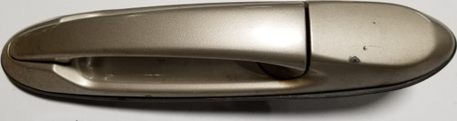 2000 2001 2002 2003 2004 2005 2006 LINCOLN LS LH Rear Exterior Door Handle Gold Grade C
