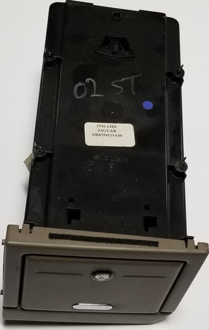 1999 - 2002 JAGUAR S-TYPE S Type Storage Drawer Tan XR83-54115-A