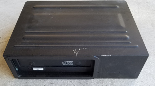 1999 - 2002 JAGUAR S-TYPE FACTORY CLARION CD CHANGER PLAYER W/ MAGAZINE OEM