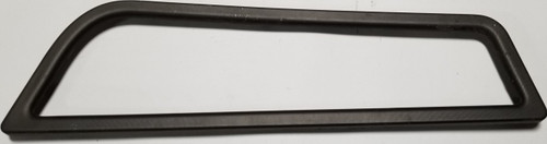 1984-1992 LINCOLN MARK VII Rear Light Switch Trim Silver RH Passenger Side