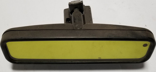 1989-1992 Lincoln Mark VII Rear View Mirror with Headlight Dimmer Sensor