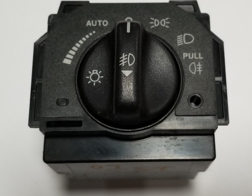 2000 2001 2002 Jaguar S-Type S Type Headlight Switch