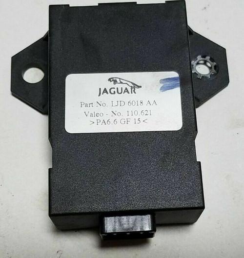 2000-2002 JAGUAR XK8 XKR XJ8 XJR VDP WINDSHIELD WIPER RAIN SENSOR MODULE LJD6018AA