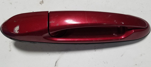 2000 2001 2002 2003 2004 2005 2006 LINCOLN LS Red Front RH Exterior Door Handle
