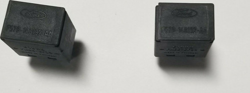 2 Pack Ford Relay Fuse F57B-14B192-AA Lincoln LS Mark VIII T-Bird XJ8 X-Type S-Type