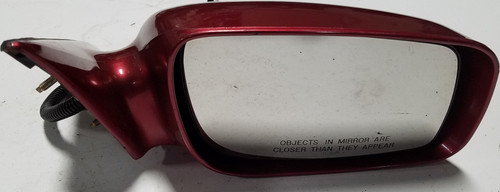 2003-2006 LINCOLN LS RH PASSENGER EXTERIOR MIRROR Red Puddle Light