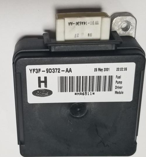 2001 2002 Lincoln Continental Fuel Pump Module YF3F-9D372-AA