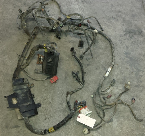 Engine Harness - Main with Fuse Box - 1993 -  Thunderbird and Cougar - WWW.TBSCSHOP.COM