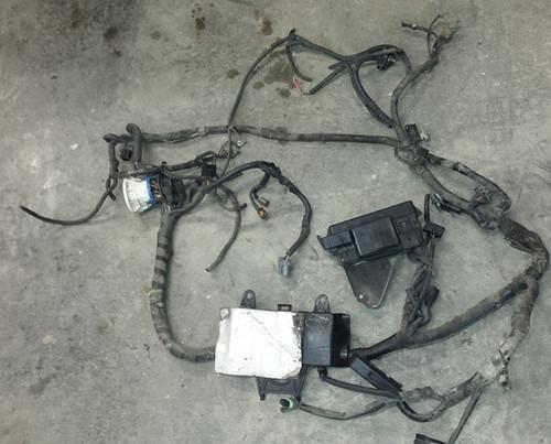 Engine Harness - Main with Fuse Box - 1994 - 1995 - Missing couple connectors - WWW.TBSCSHOP.COM