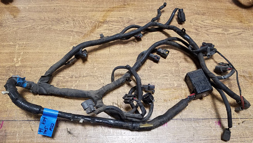 1994 1995 Ford MUSTANG 3.8 V6 Fuel Engine Harness F4ZB-9D930 One Cut