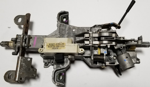 1994 to 1998 Ford MUSTANG Steering Column with Key Release Switch F6DC-3F642-BB