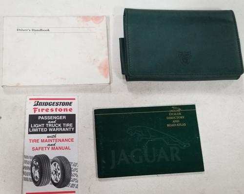 2003 Jaguar X-TYPE V6 2.5L 3.0L Owner Manuals Books Operator Handbooks Kit